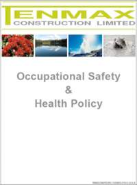 Occupational safety and health policy